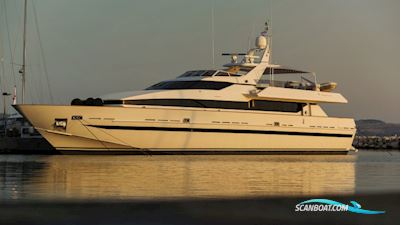 Motorboot Baglietto 33.85