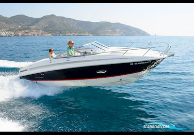 Motorboot Bayliner 742R Cuddy Med Mercruiser 4.5L Mpi 250hk Benzin, Bravo Iii Dts