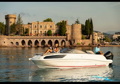 Motorboot Bayliner VR6 Cuddy OB