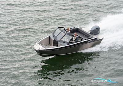Motorboot Buster Xxl