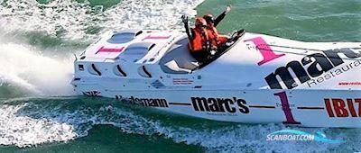 Motorboot Cigarette Racing - Don Aronow 'Bubbledeck'