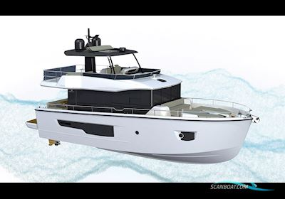 Motorboot Cranchi Trawler 55 Eco - New 2021
