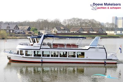 Motorboot Day Passenger Ship 120 Pax
