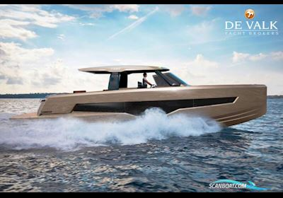 Motorboot Fjord 53 XL