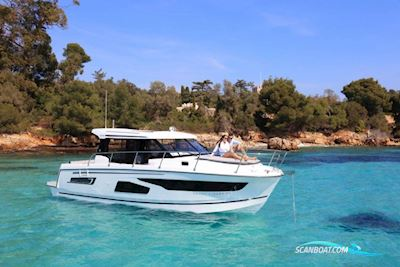 Motorboot Jeanneau Merry Fisher 1095