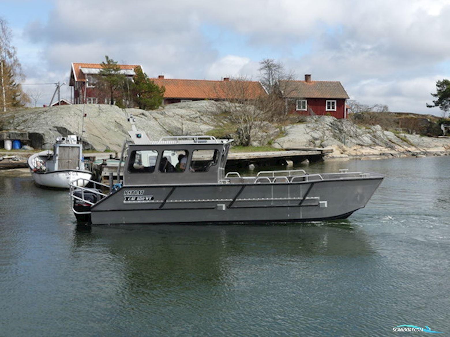 MS Cat850WT (Catamaran Hull)