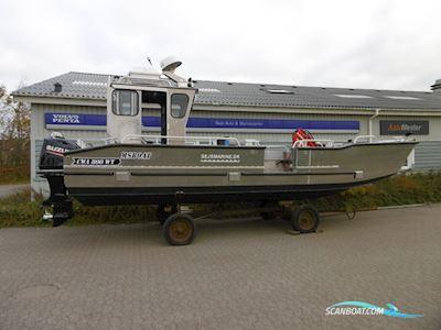Motorboot MS Cwa800WT Beam 2,55 (Cabin Version 5)