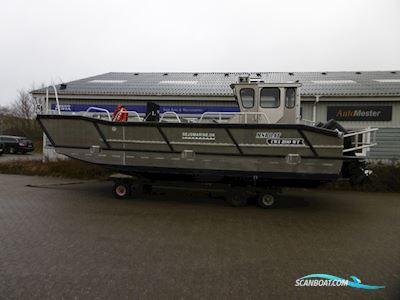 Motorboot MS CWA800WT beam 2,95 (cabin version 5)