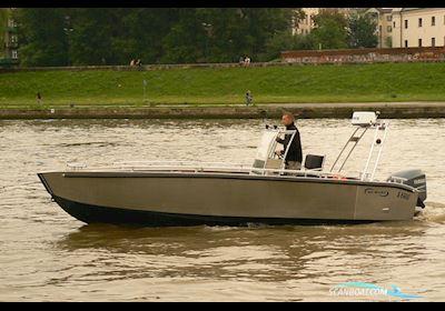 Motorboot MS S690