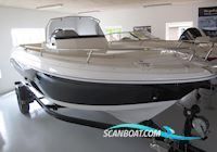 Motorboot NY Atlantic 625 Open Med 100 hk Mercury