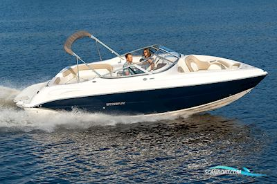 Motorboot Ny Stingray 250 LR Med Mercruiser 4,3 l Mpi
