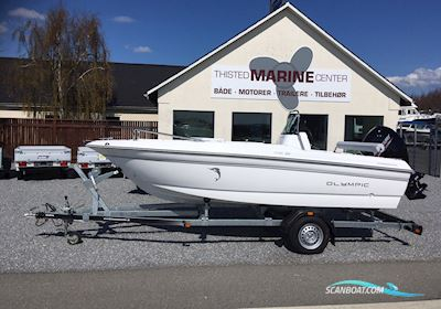 Motorboot Olympic 490FX/SX