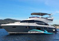 Motorboot Princess 56