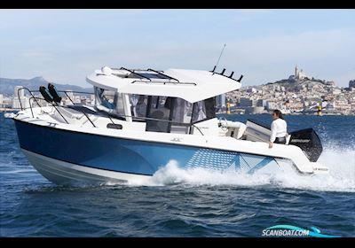 Motorboot Quicksilver Captur 805 Pilothouse