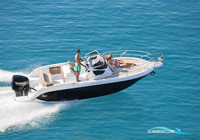 Motorboot Ranieri Next 240 SH