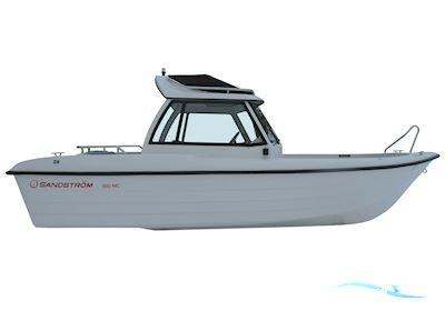 Motorboot Sandström 560 MC Med Mercury F60 Efi