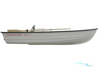 Motorboot Sandström Basic 425 S - Ny