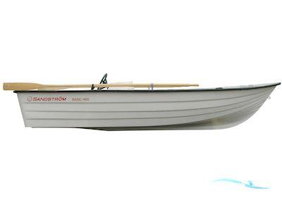 Motorboot Sandström Basic 465 S - Ny