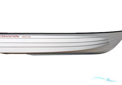 Motorboot Sandström Basic 495 R - Ny
