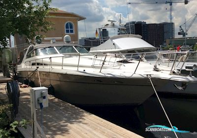 Motorboot Sea Ray 500 Sundancer - Top Stand / Top Condition