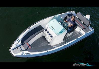 Motorboot Sting 530 S