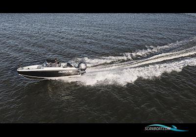 Motorboten Finnmaster Husky R6