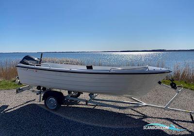 Motorboten Fjordjollen 470 Fisk på Lager
