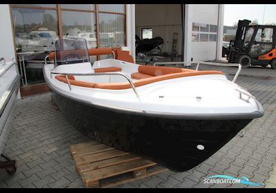 Motorboten Fjordjollen 470 Sport