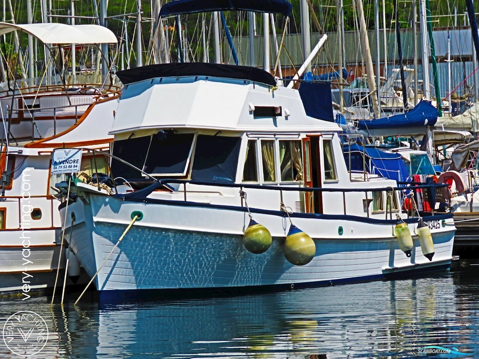 Grand Banks 36' Classic