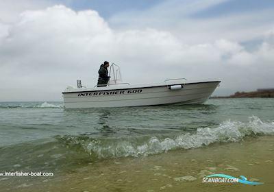 Motorboten Interfisher600