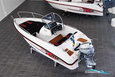 Motorboten Micore XW48SC