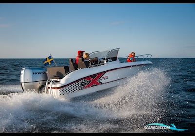 Motorboten Micore XW57SC