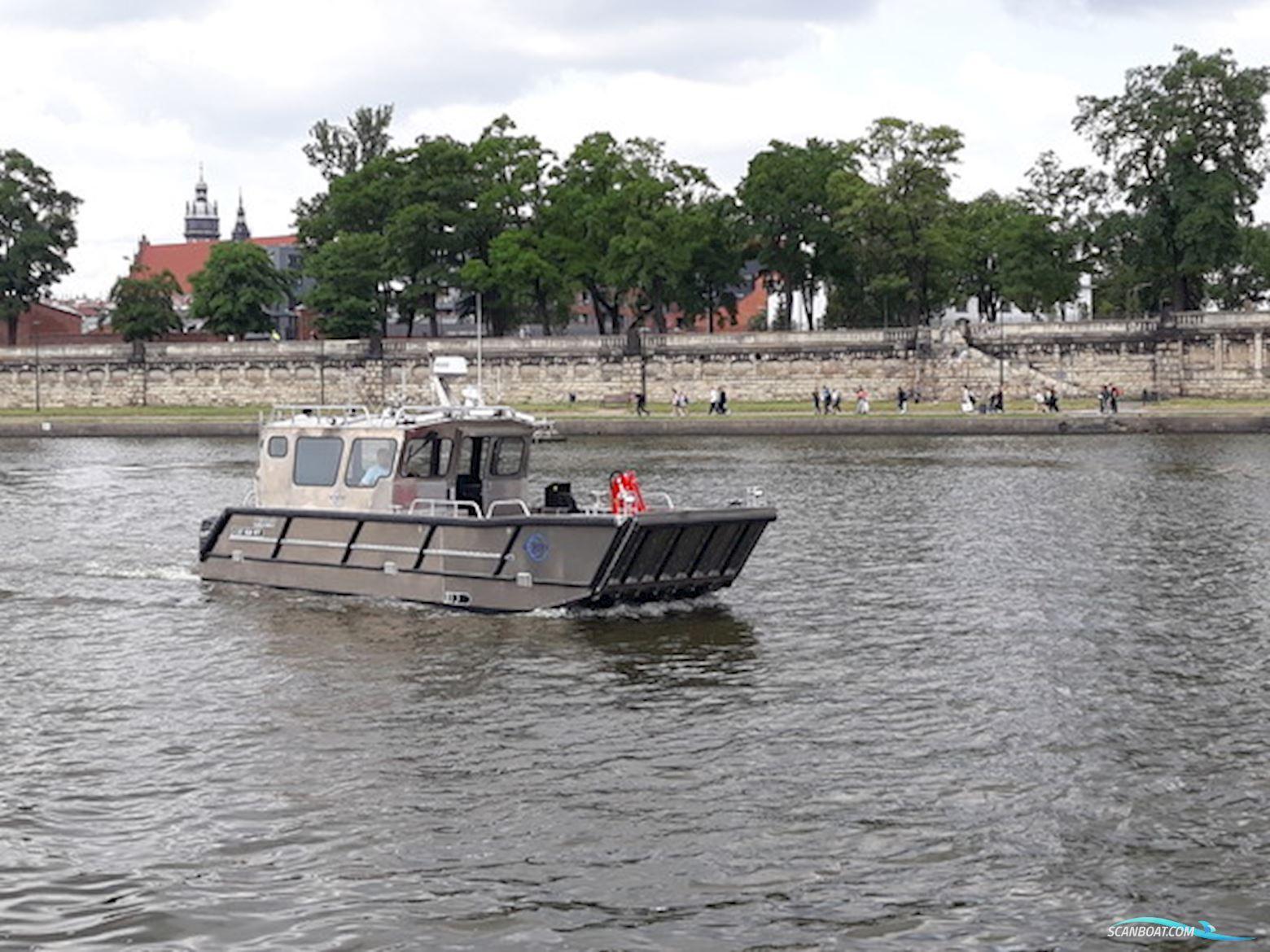 MS Cat950WT Cabin (Catamaran Hull)