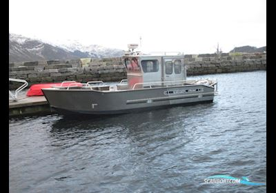 Motorboten MS Cwa800