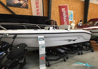 Motorboten Ranieri 17 Voyager