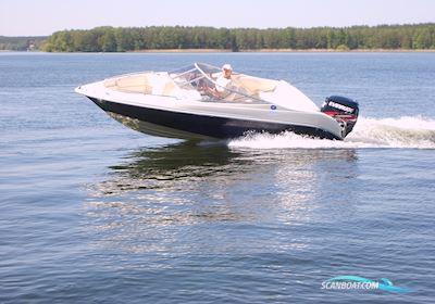 Motorboten Suncraft 560 BR