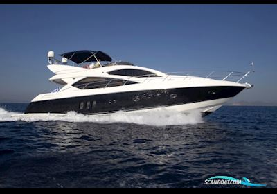 Motorboten Sunseeker Manhattan 60