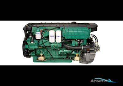 Motoren D6-370/HS80Ive - Disel