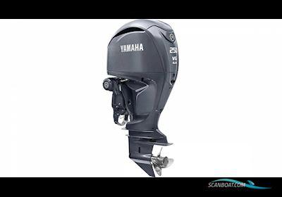 Motoren Yamaha F250 HK DES Påhængsmotor