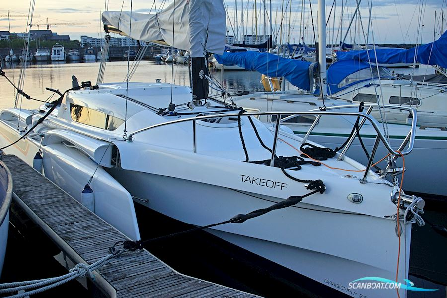 Dragonfly 25 Sport
