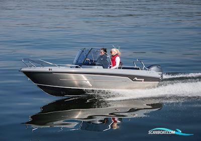Power boat Yamarin 49BR Cross