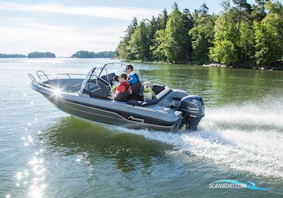 Power boat Yamarin 54 BR Cross