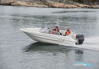 Power boat Yamarin 56 Bow Rider