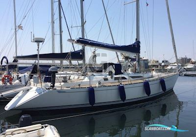 Sailing boat Baltic 52