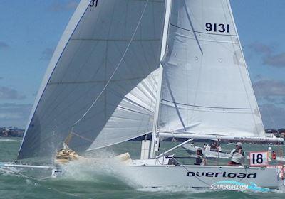Sailing boat Elliott 9 ss
