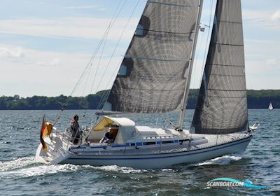 Sailing boat Faurby 363 De Luxe