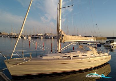 Sailing boat Faurby 396 de Luxe