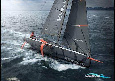 Sailing boat Figaro Iii