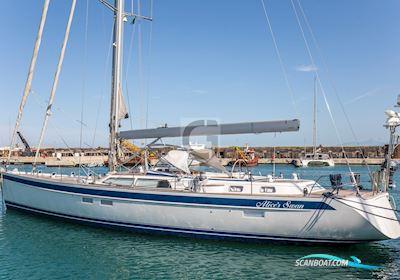 Sailing boat Hallberg-Rassy 64