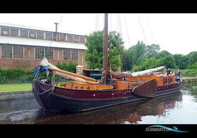 Sailing boat Ijsselaak .